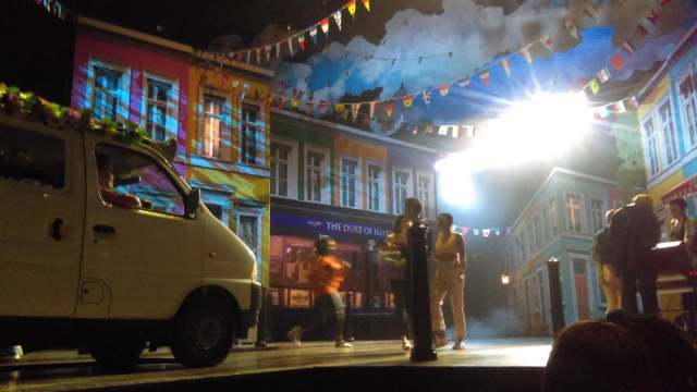 The Twelfth Night adapted by Kwame Kwei-Armah starring Gabrielle Brooks performed by The Young Vic Theatre